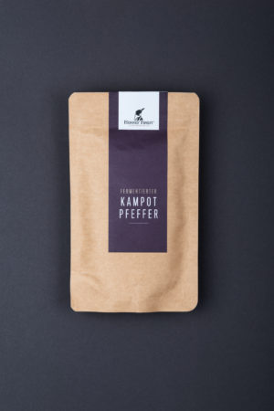 Fermentierter Kampot Pfeffer