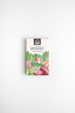 Garten Gemüse Pilzwald Produktbild 8 Sorten