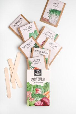 Garten Gemüse Pilzwald Produktbild 2 8 Sorten