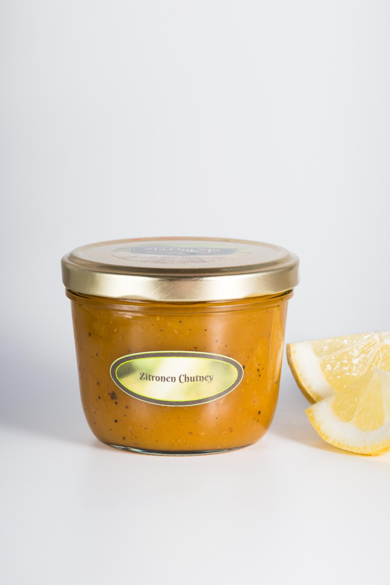 Zitronen Chutney