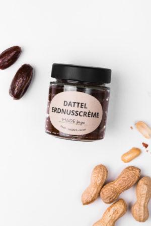 Dattel Erdnusscrème