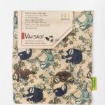 Faultier Tuch Wachssack M Vaxsack Vaxtuch Produktbild 3