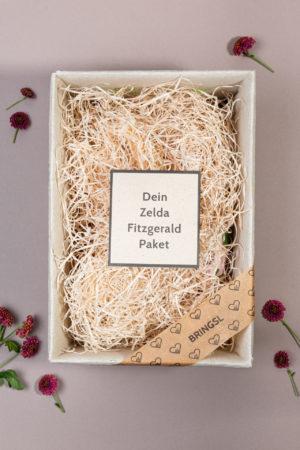 Zelda Fitzgerald Geschenkset