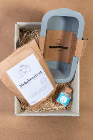 Haussegen Geschenkset Paket Geschenkbox offen Produktbild