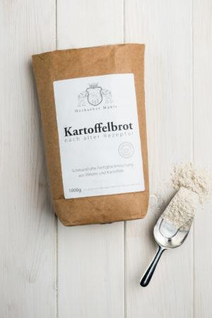 Backmischung für Kartoffelbrot