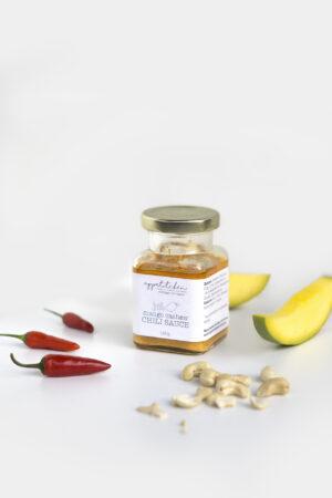 Mango Cashew Chili Sauce von Appetitchen
