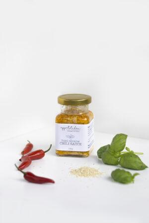 Basil Sesame Chili Sauce