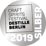Craft Spirits Festival Silber