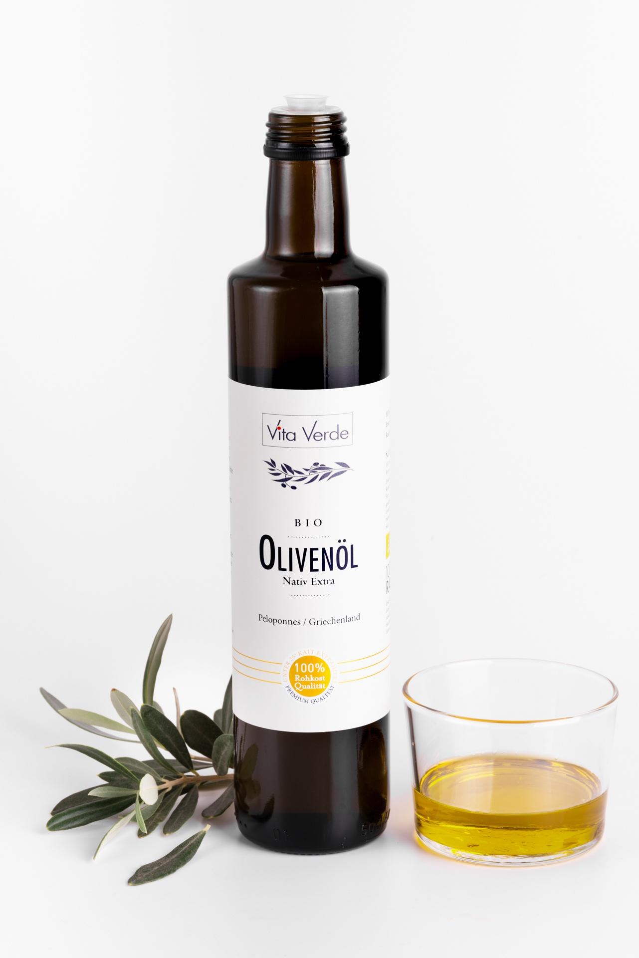 Olivenöl nativ extra Vita Verde Produktbild 2