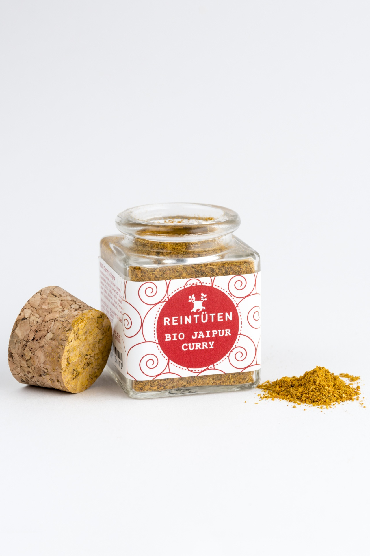 Bio Jaipur Curry im Gewürzglas
