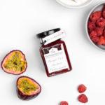 Himbeere Passionsfrucht Marmelade vom Marmeladenhaus