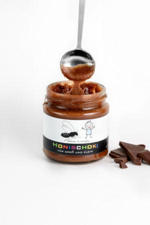 Honig Honigschoki Kakao Gregas Imkerei Produktbild 2