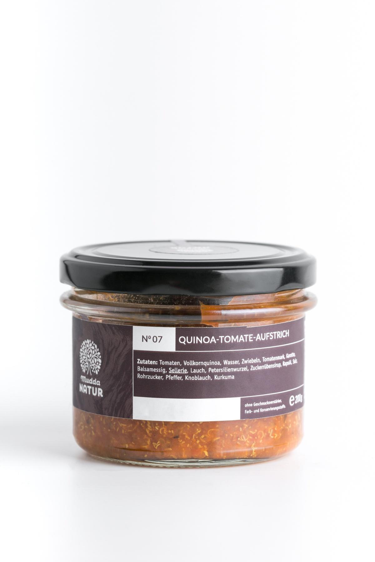 Quinoa-Tomaten-Aufstrich