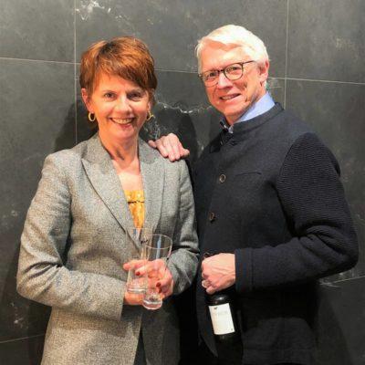 Caroline Hamacher-Linnenberg und Uli Linnenberg