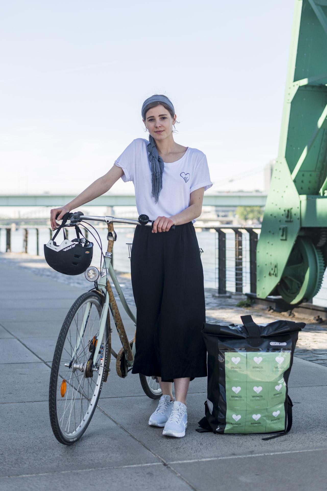 Upgrade Lea Bringsl Persönliche Fahrradlieferung