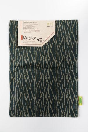 Wachssack L Vaxsack Vaxtuch Produktbild Bambus