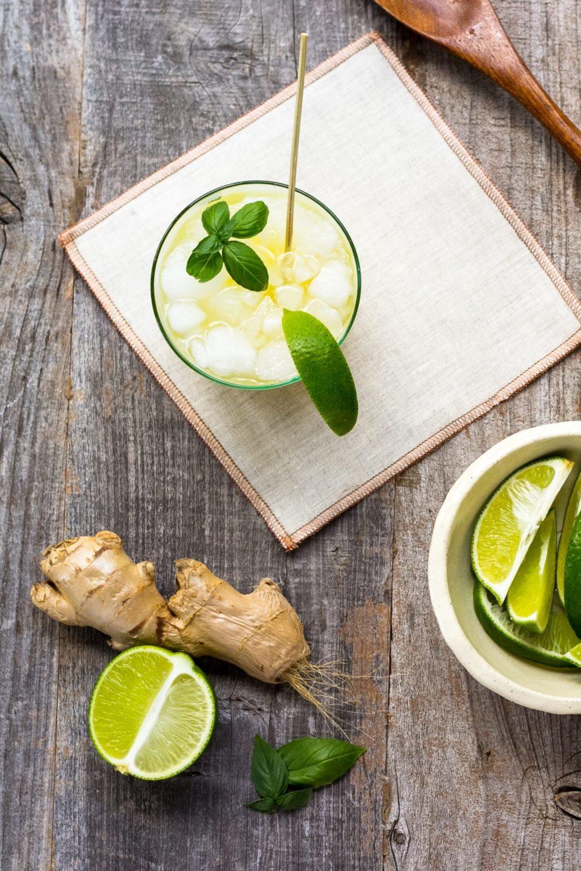 kim-daniels-RYhNPglUSF Limow-unsplash Limonade Ingwer