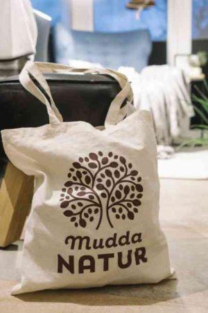 Jutebeutel Mudda Natur Quinoa