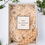 Veganes Paket Mrs Kunterbunt Inhalt verpackt