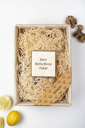 süßes Geschenkpaket Betty Boop Produktbild1